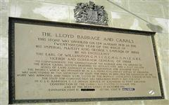 Image of Lloyd Barrage Museum