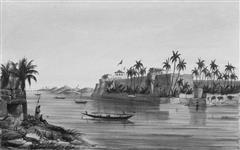 Picture of Bukkur Fort