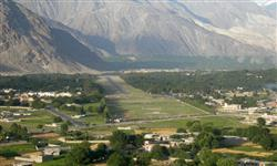 Pics of Gilgit Airport