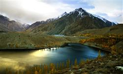 Picture of Phandar Lake