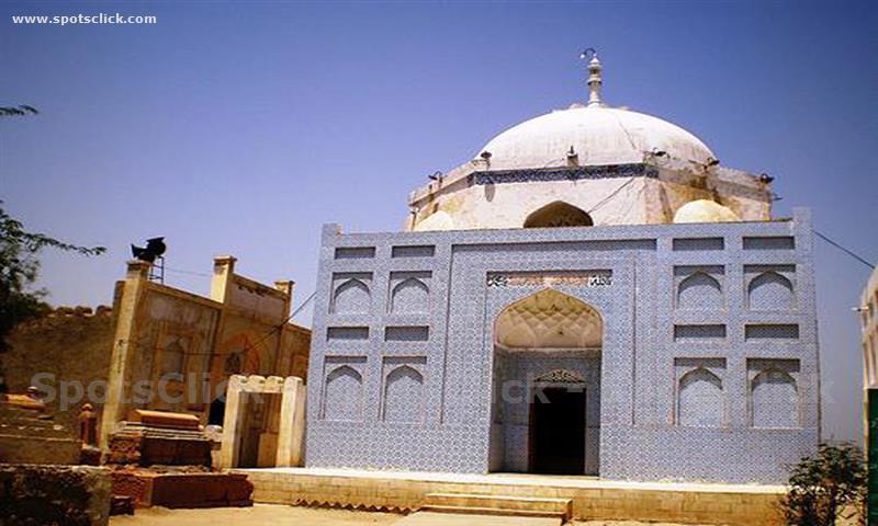 Adam Shah Tomb Photo