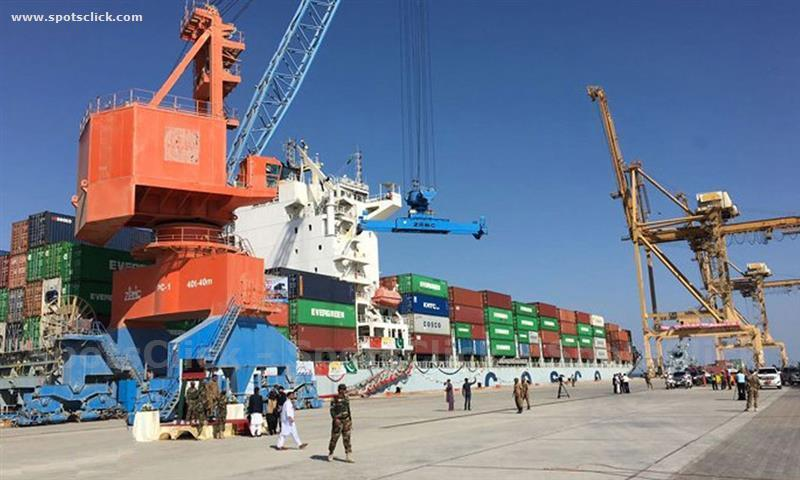 Ports of balochistan