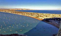Pics of Gwadar International Sea Port