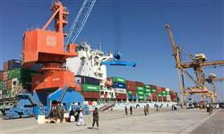 Gwadar International Sea Port Photo