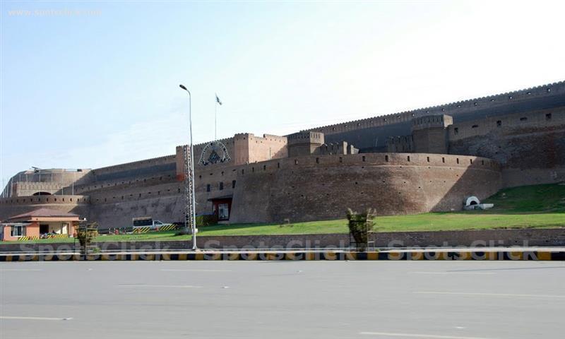 Image of Bala Hisar Fort