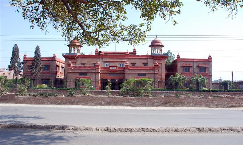 Peshawar Museum Image