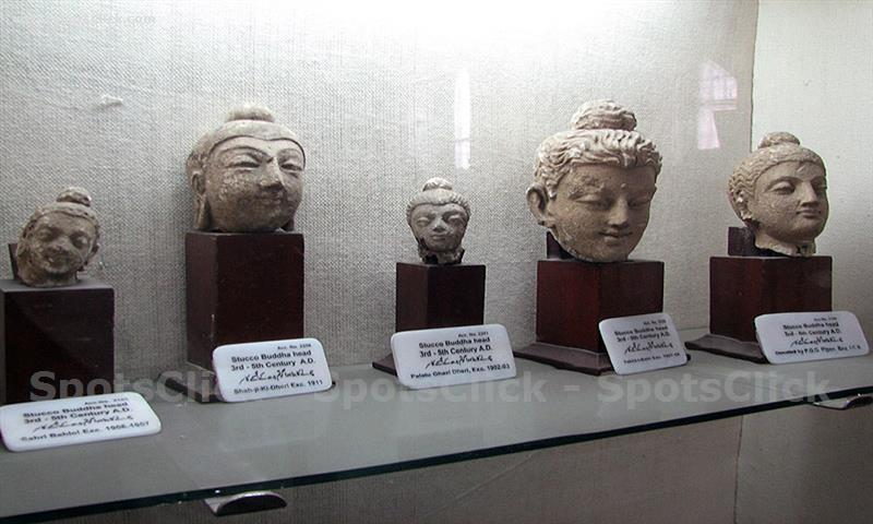 Gallery of Peshawar Museum