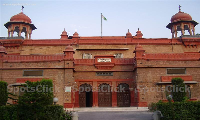 Photo of Peshawar Museum
