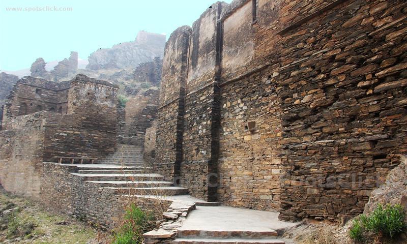 Picture of Takht-i-Bahi