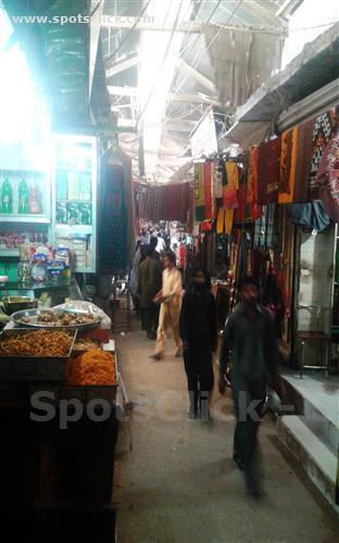 Hala Bazaar Photo