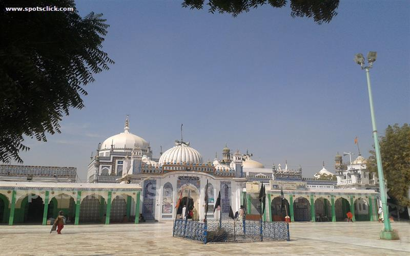 Image of Shah Abdul Latif Bhittai