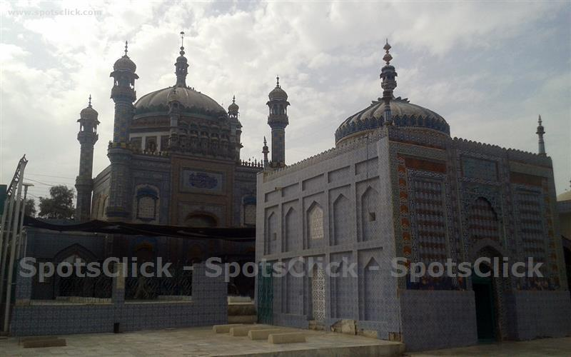 Picture of Tomb of Hazrat Sachal Sarmast