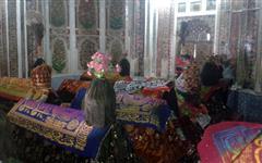 Gallery of Tomb of Hazrat Sachal Sarmast