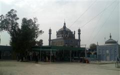 Pics of Tomb of Hazrat Sachal Sarmast