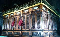Pics of Shah Abdul Latif Bhittai
