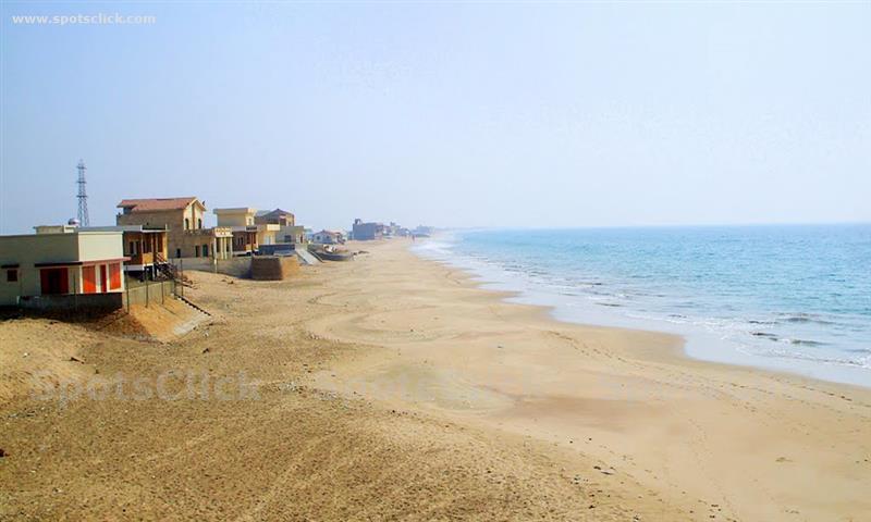 Sandspit Beach Gallery