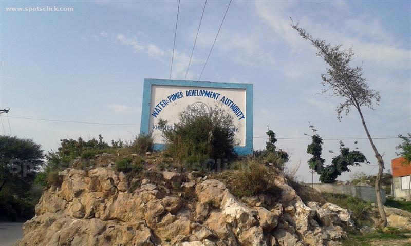 Khanpur Lake Dam Image