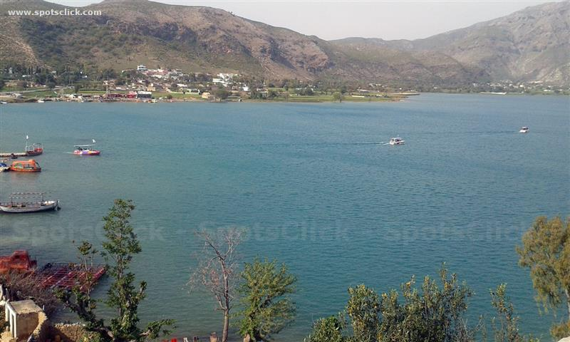 Khanpur Lake Dam Photo