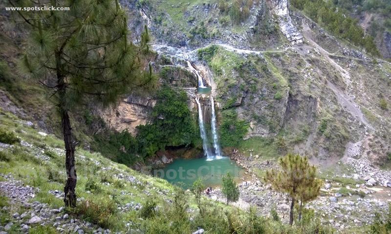 Sajikot Waterfall Image