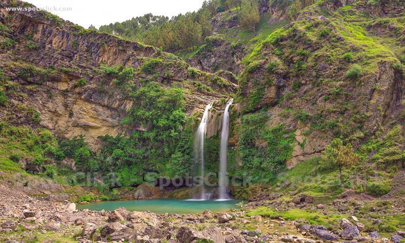 Sajikot Waterfall Photo
