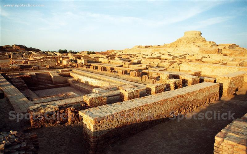 Photo of Mohenjo Daro