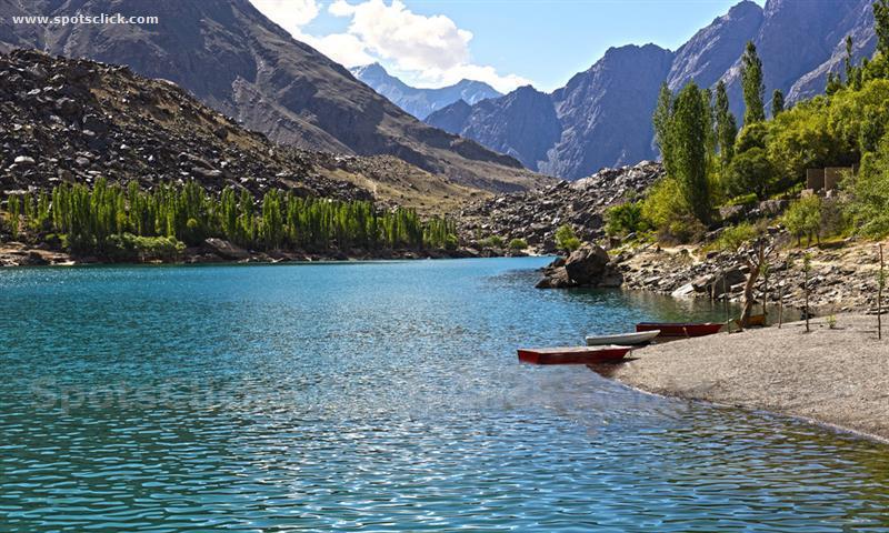 Picture of Kachura Lake