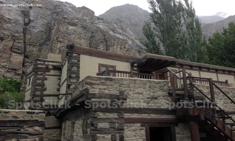 Image of Shigar Fort