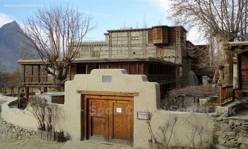 Photo of Shigar Fort