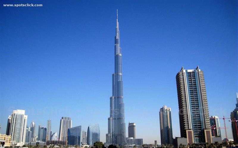 Gallery of Burj Khalifa