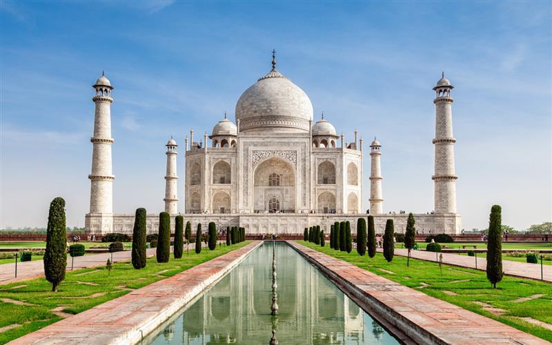 Picture of Taj Mahal