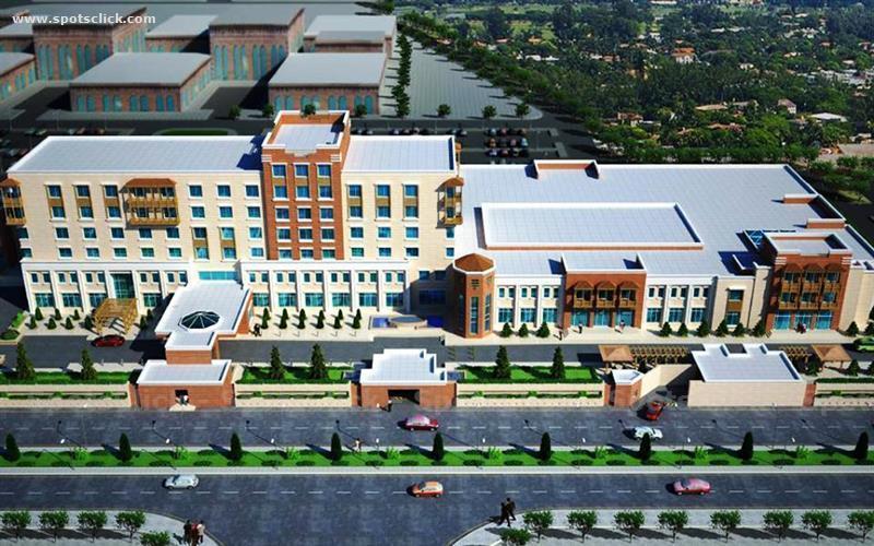 Photo of Pearl Continental Hotel Hayatabad