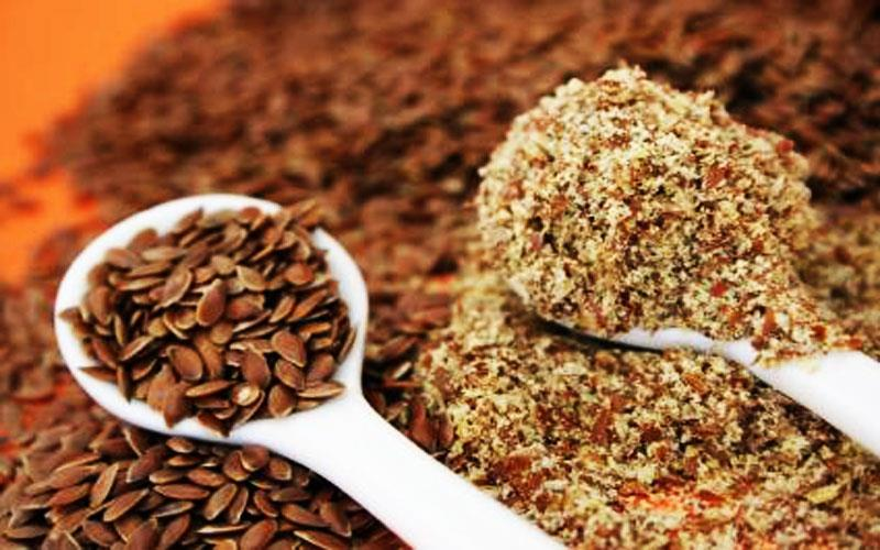 brown and golden flaxseed benefits pic