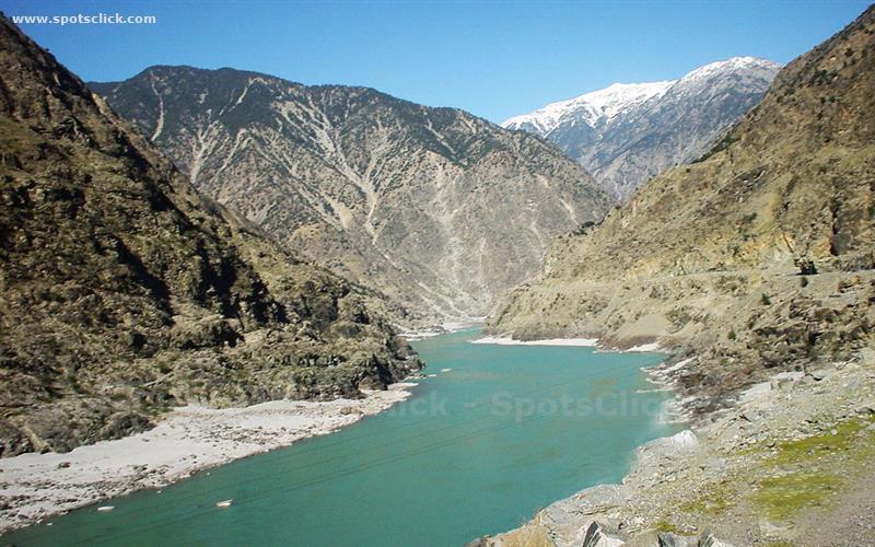 Photo of Diamer Bhasha Dam