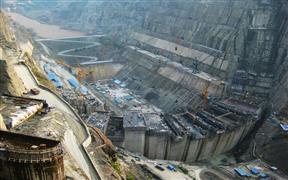 Pics of Diamer Bhasha Dam