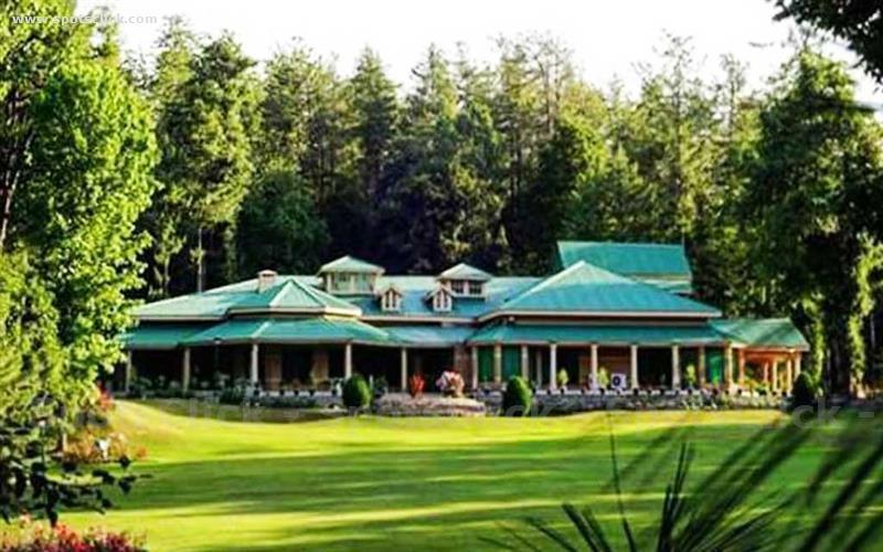 Photo of Governor House Murree