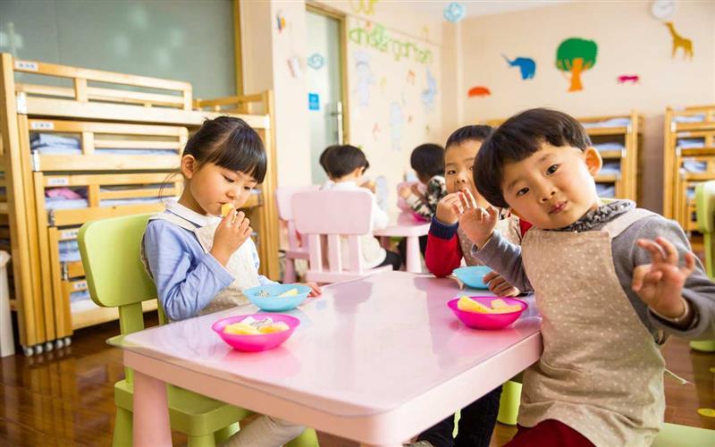 child daycare center karachi