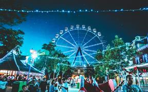 Bahria Adventure Land Theme Park Karachi Photo